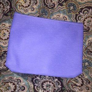 Vera Bradley for Estée Lauder Blue Makeup Bag